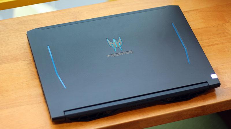 Acer Predator Heilos 300 2019 'Quái Vật Băng Giá' Đã Tới_1