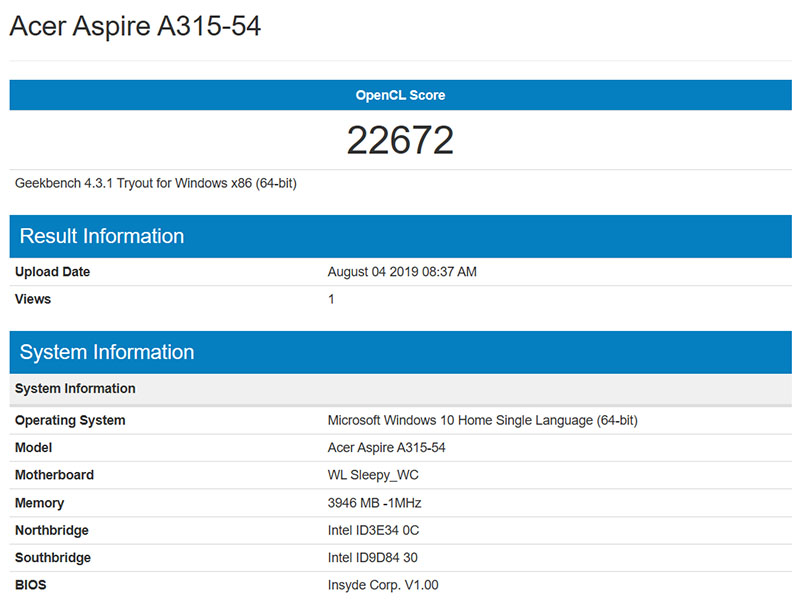 Laptop Acer Aspire 3 A315_10