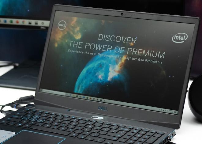 Dell Công Bố Loạt Laptop Chạy Vi Xử Lý Intel Core i Thế Hệ 10_2
