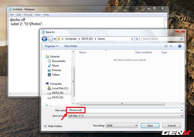 Hô Biến Thư Mục Thành Ổ Đĩa Ảo Trên Windows 10_10