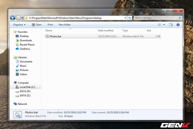 Hô Biến Thư Mục Thành Ổ Đĩa Ảo Trên Windows 10_11