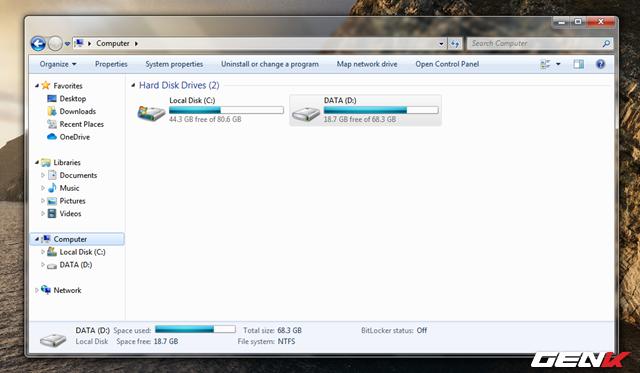 Hô Biến Thư Mục Thành Ổ Đĩa Ảo Trên Windows 10_2