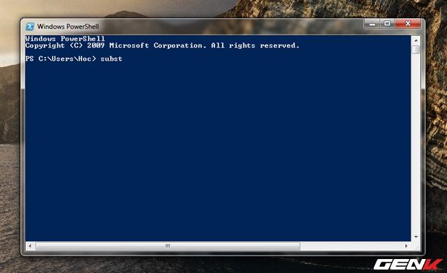 Hô Biến Thư Mục Thành Ổ Đĩa Ảo Trên Windows 10_3