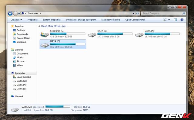 Hô Biến Thư Mục Thành Ổ Đĩa Ảo Trên Windows 10_5