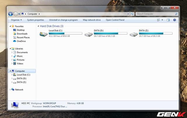 Hô Biến Thư Mục Thành Ổ Đĩa Ảo Trên Windows 10_7